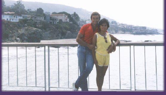 Lilia y Mike