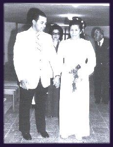John y Marta